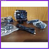 Экшн камера A7 Sport с аквабоксом +Крепление на руль/шлем и защита, фото 8