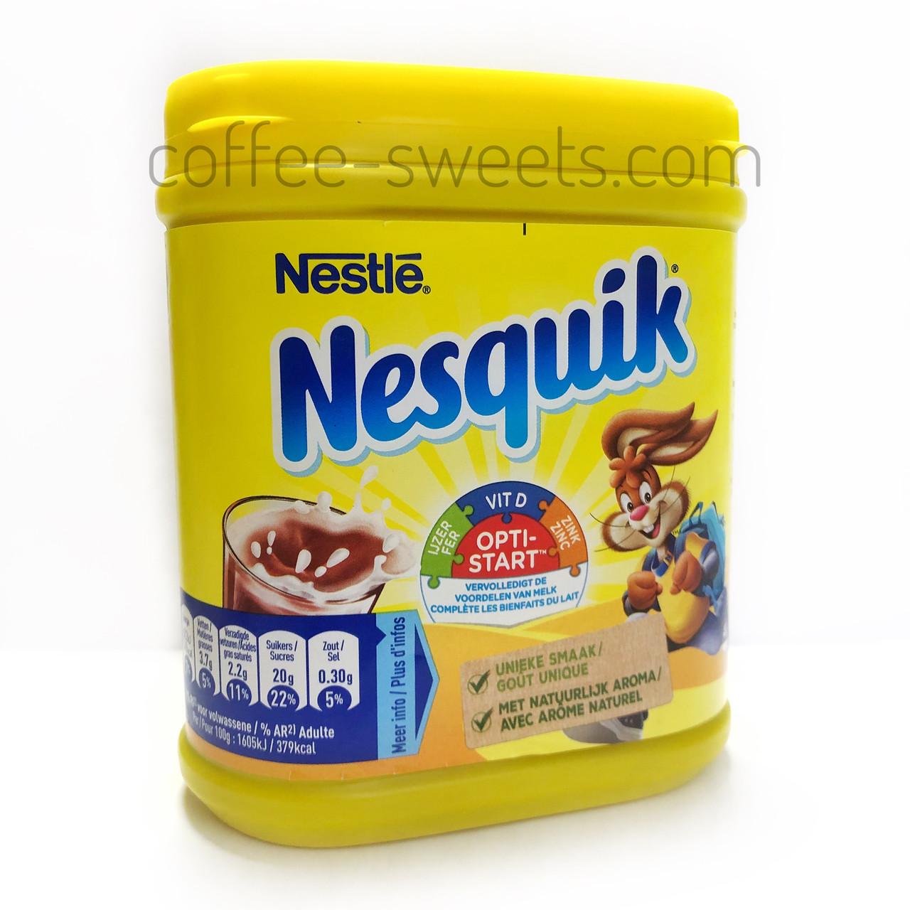 Какао напиток Nesquik opti-start 0,5 кг