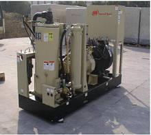 Гвинтовий компресор маслозаповнений морський, модель R90-160 Marine Unenclosed Fresh Water Cooled