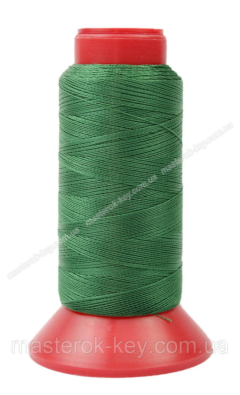 Нитка швейная,обувная TYTAN N60 A194 цвет зеленый 500м. Турция