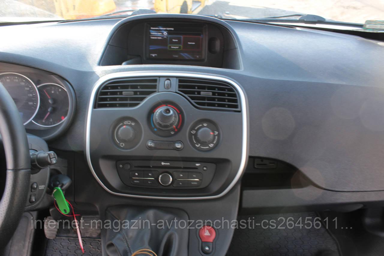 Магнитола + дисплей + Bluetooth + USB + навигация для  Renault Kangoo Нет в наличии