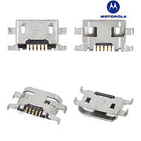Коннектор зарядки для Motorola Moto G2 XT1062, XT1063, XT1064, XT1068