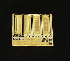 Набор деталировки для модели грузовиков серии KHD A, S3000 /SSM Maltuier WWII. 1/35 VMODELS 35036