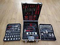 Набор инструментов AL-FA : 186 предметов   в чемодане на колесах