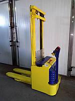 Штабелер электрический поводковый Stocklin 1,0т 3.25м