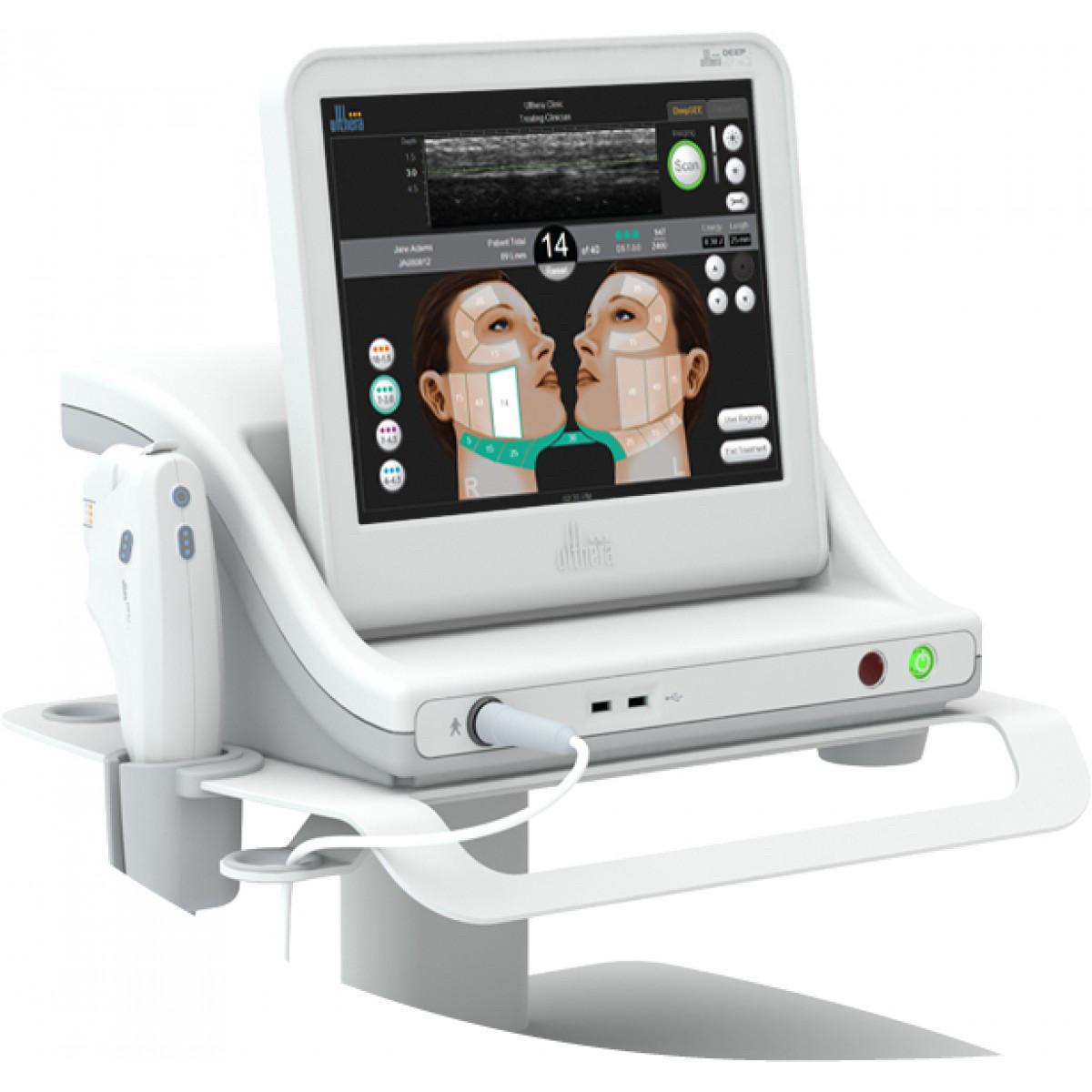 Аппарат ультразвукового SMAS-лифтинга Ulthera (5 насадок)