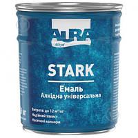 Алкидная эмаль для дерева и металла Aura Stark 0,9кг (все цвета)