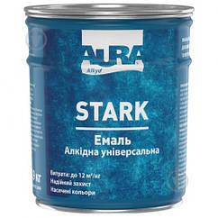 Алкидная эмаль Aura Stark 0,9кг (все цвета) 0.9кг, Светло-голубой