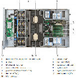 Сервер Dell PE R940 (210-R940-8176) - Intel Xeon Platinum 8176, 28 Cores, 38,5Mb Cache, up to 3.80GHz, фото 6