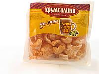 """Чіпси з сала, закуска """"ХРУМСАЛИКИ""""R, ДО ПИВА"""