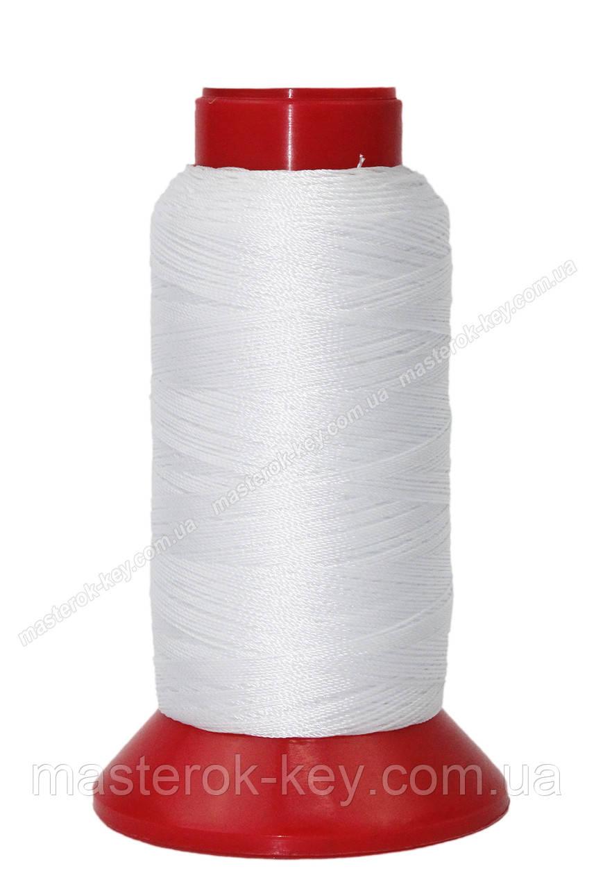 Нитка швейна,взуттєва TYTAN N20 White колір білий 500м. Туреччина