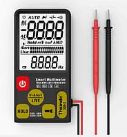 Мультиметр True RMS цифровой smart тестер 33D-Z с бесконтактным поиском проводки 7044