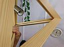 Подвесной светильник из первосортного дерева, треугольная форма, современный стиль, натуральное дерево, loft, фото 10