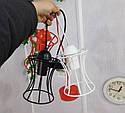 """Подвесной металлический светильник, современный стиль, loft, vintage, modern style """"SANDBOX-W"""" Е27  белый цвет, фото 9"""