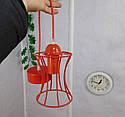 """Подвесной металлический светильник, современный стиль, loft, vintage, modern style """"SANDBOX-R"""" Е27  красный, фото 8"""