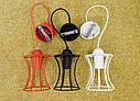 """Подвесной металлический светильник, современный стиль, loft, vintage, modern style """"SANDBOX-R"""" Е27  красный, фото 9"""