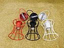 """Подвесной металлический светильник, современный стиль, loft, vintage, modern style """"SANDBOX-R"""" Е27  красный, фото 10"""