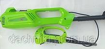 Коса электрическая Белорус КГ-3100 (Цельная штанга), фото 3