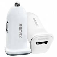 Автомобильное зарядное устройство Remax RC-C101 (1 USB/2.1A) (Белый)