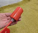 Подвесной металлический светильник, современный стиль, loft, vintage, modern style, минимализм,  красный цвет, фото 6