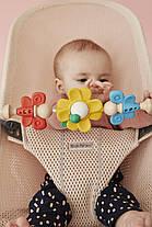 Кресло-шезлонг BabyBjorn BOUNCER BLISS MESH+TOY, фото 2