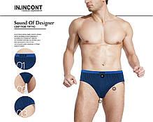 Мужские плавки бамбук марка «IN.INCONT» Арт.9500, фото 2