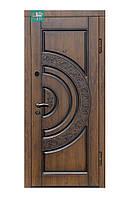 Двери входные с патиной премиум