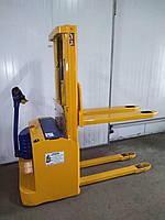 Штабелер электрический поводковый Stocklin 1,4т 2.63м