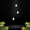"""Подвесной металлический светильник, современный стиль минимализм """"CEILING-3"""" Е27 черный цвет, фото 10"""