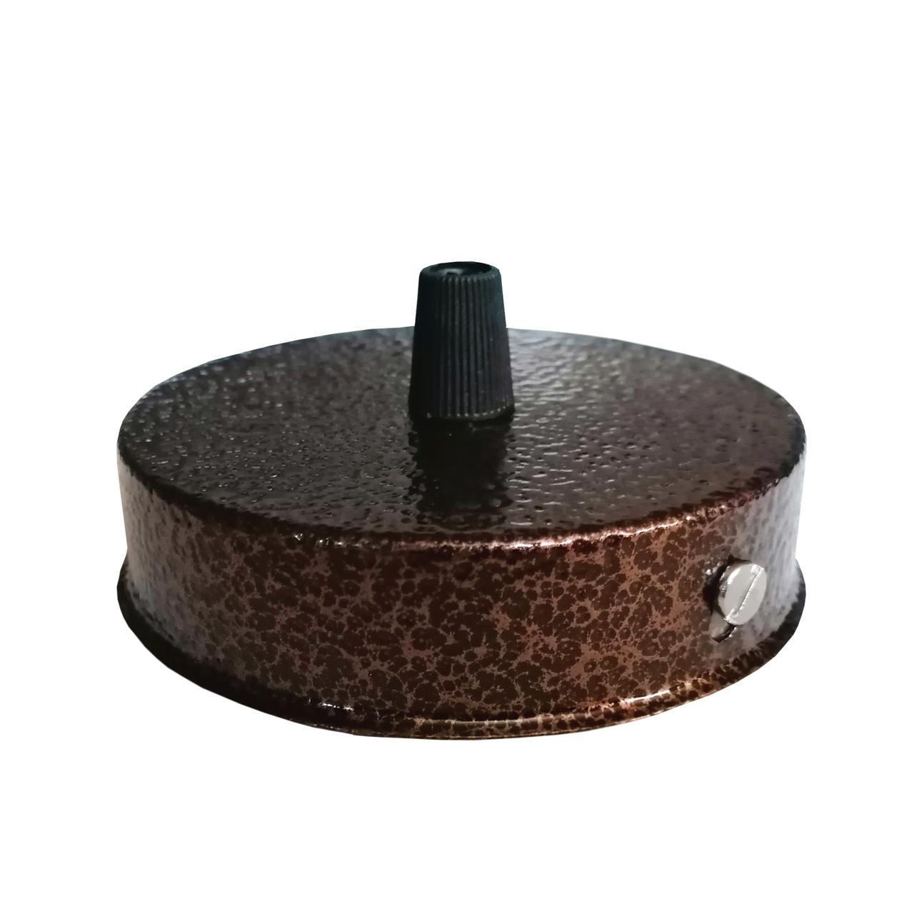 Комплект для монтажа люстры, монтажная основа для крепления подвесных светильников цвет античная бронза