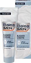 Крем для гоління BALEA MEN Rasiercreme sensitive