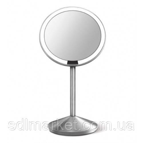 Зеркало сенсорное круглое 12 см Mini ST3004