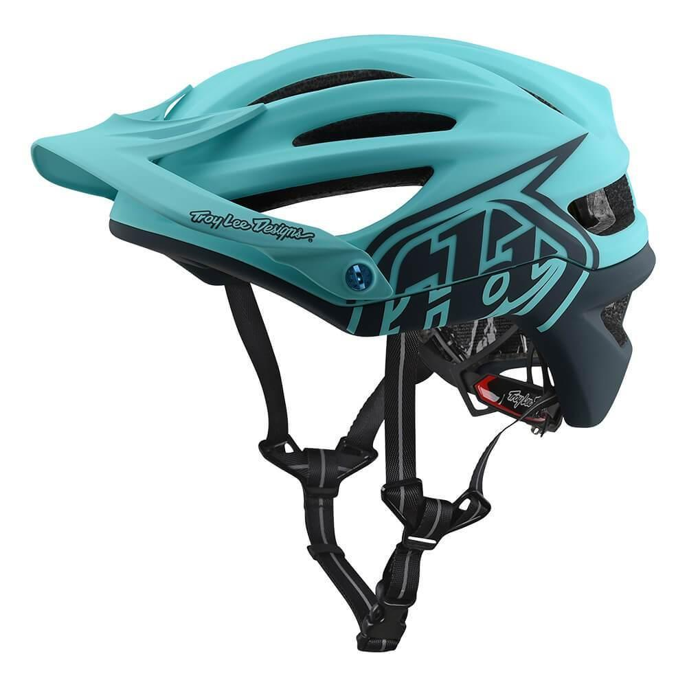 Велошлем Troy Lee Designs TLD A2 MIPS Decoy (Aqua) размер M/L