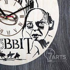 """Оригинальные настенные часы """"Хоббит"""", фото 3"""