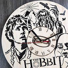"""Оригинальные настенные часы """"Хоббит"""", фото 2"""