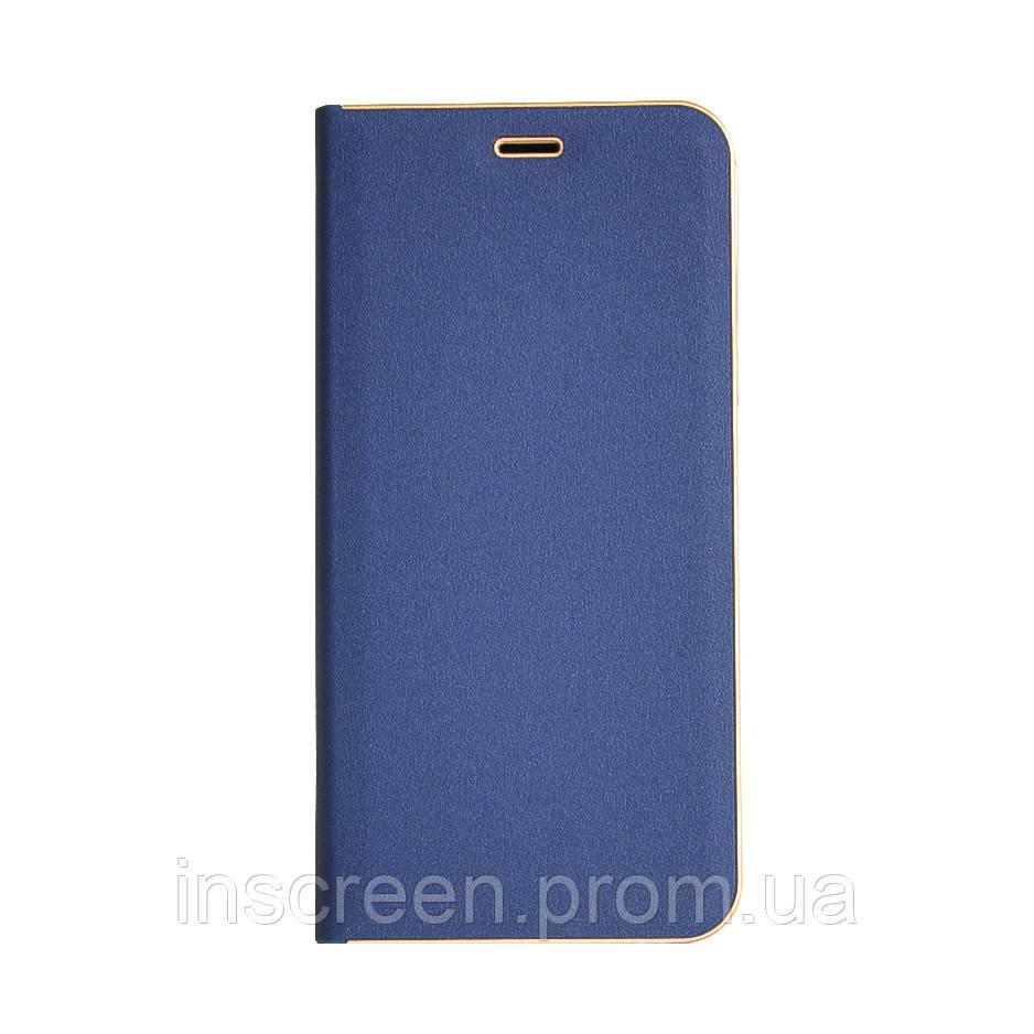 Чехол-книжка Florence TOP 2 Samsung J810 J8 (2018) синий