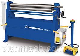 Metallkraft RBM 1050-30E Моторизованный гибочный станок (вальцы)