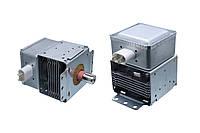 Магнетрон микроволновой печи LG 2M213 подключение 180°  (70х73)