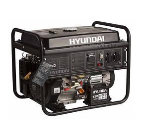 Генератор бензиновый Hyundai HHY 3050FE (3кВт)