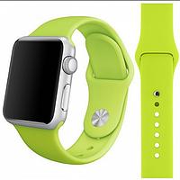 Ремешки силиконовые для Apple Watch