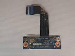 Б/У плата кнопок тачпада для ноутбука LENOVO G580 G585