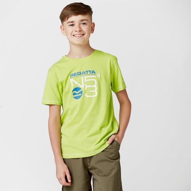 Футболка Regatta на мальчика 14-15 лет