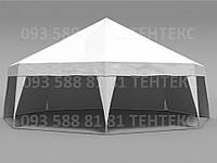 Шатер Пирамида с 4 стенами на 50 человек, фото 1