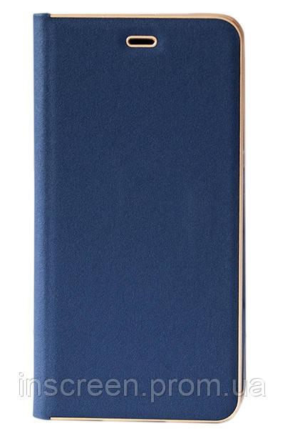 Чохол-книжка Florence TOP 2 Huawei Y5 (2017)Y6 (2017) синій