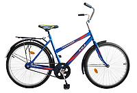 """Велосипед підлітковий 24"""" TEENAGER модель 01-1 ХВЗ Синій"""