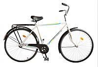 """Велосипед 28"""" ХВЗ УКРАЇНА LUX, модель 64 ХВЗ Білий"""