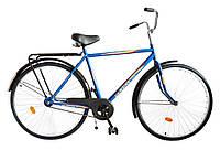 """Велосипед 28"""" УКРАЇНА LUX, модель 64 ХВЗ Синій"""