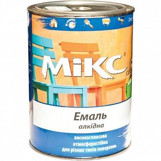 Алкидная Эмаль Пф-115 Микс 0,9кг (все цвета)