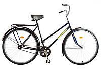 """Велосипед 28"""" УКРАЇНА, модель 15 ХВЗ Синій"""