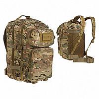 Рюкзак тактический Mil-Tec laser cut assault штурмовой мультикам большой